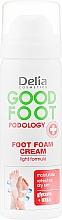Духи, Парфюмерия, косметика Крем-пена - Delia Good Foot Podology