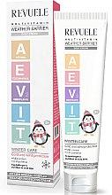 Духи, Парфюмерия, косметика Детский крем от непогоды - Revuele Winter Care Aevit Baby Cream