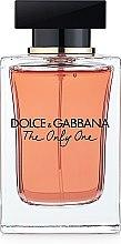 Духи, Парфюмерия, косметика Dolce&Gabbana The Only One - Парфюмированная вода (тестер с крышечкой)