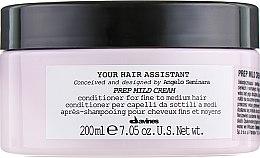 Духи, Парфюмерия, косметика Кондиционер мягкий для подготовки волос к укладке - Davines Your Hair Assistant Prep Mild Cream