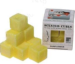 """Духи, Парфюмерия, косметика Аромакубики """"Подсолнух"""" - Scented Cubes Sunflower Candle"""