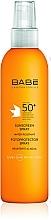 Парфумерія, косметика Сонцезахисний спрей з дуже високим ступенем захисту SPF 50+ і заспокійливими активними компонентами - Babe Laboratorios Sunscreen Spray SPF 50+