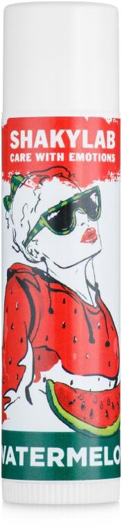"""Бальзам для губ """"Watermelon"""" - SHAKYLAB Lip Balm"""