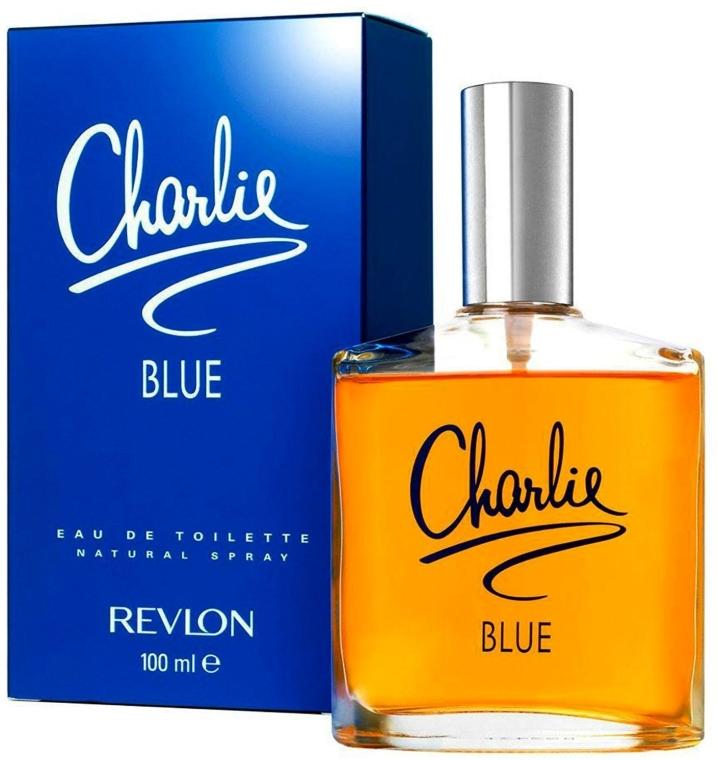 Revlon Charlie Blue - Туалетная вода