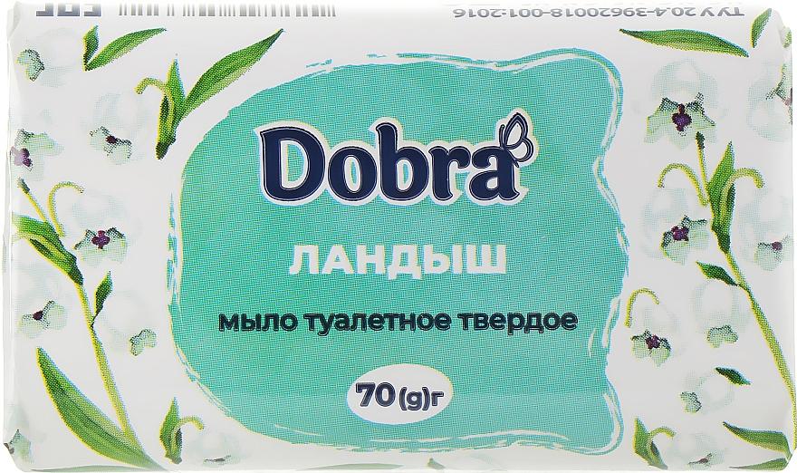 """Туалетное мыло """"Ландыш"""" - Мыловаренные традиции Bovary Dobra"""