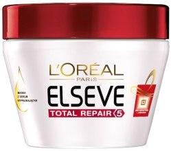 Духи, Парфюмерия, косметика Восстанавливающая маска для волос - L'Oreal Paris Elseve Total Repair 5 Mask