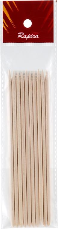 Апельсиновые палочки для маникюра, 15см - Rapira