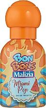 Духи, Парфюмерия, косметика Malizia Bon Bons Miami Pop - Туалетная вода
