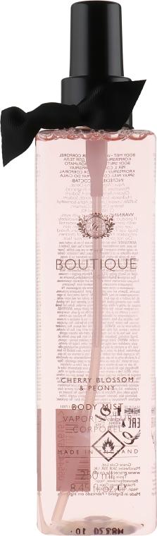 """Парфюмированный спрей для тела """"Цвет вишни и пион"""" - Grace Cole Boutique Cherry Blossom & Peony Body Mist"""