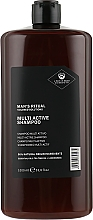 Духи, Парфюмерия, косметика Мультиактивний мужской шампунь для волос - Dear Beard Man's Ritual Multi Active Shampoo