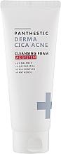 Духи, Парфюмерия, косметика Пенка для умывания для лица - Panthestic Derma Cica Acne Cleansing Foam