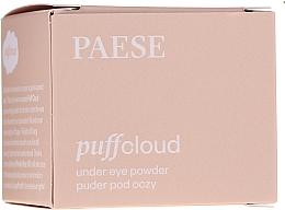 Духи, Парфюмерия, косметика Пудра для области вокруг глаз - Paese Puff Cloud