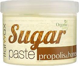 Парфумерія, косметика Цукрова паста з медом і прополісом у банці - ItalWax Organic line