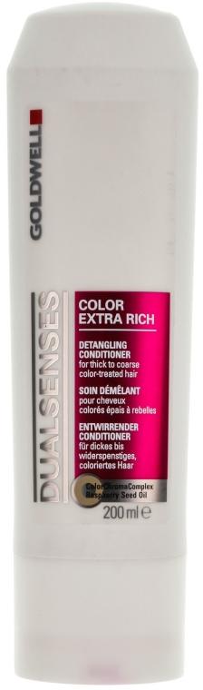 Кондиционер для окрашенных волос - Goldwell DualSenses Color Extra Rich Conditioner