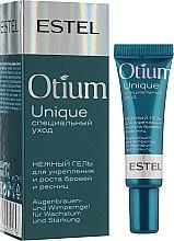 Духи, Парфюмерия, косметика Нежный гель для укрепления и роста ресниц - Estel Professional Otium Unique
