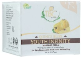 Духи, Парфюмерия, косметика Массажный крем для лица - TBC Quince Bliss Youth Infinity Massage Cream