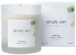 Духи, Парфюмерия, косметика Ароматическая свеча - Z. One Concept Simply Zen Sensorials Balancing Fragrance Candle