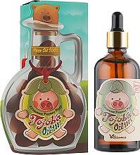Духи, Парфюмерия, косметика Масло жожоба 100% - Elizavecca Farmer Piggy Gojoba Oil 100%