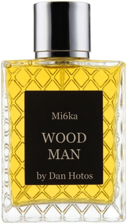 Mi6ka Wood Man by Dan Hotos - Парфюмированная вода (тестер с крышечкой)