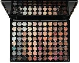 Духи, Парфюмерия, косметика Профессиональная палитра пастельных нейтральных теней 88 цветов - Make Up Me