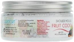 Гель-піна для душу - Ceano Cosmetics Shower Mousse Fruit Coctail — фото N2