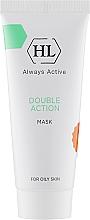 Духи, Парфюмерия, косметика Сокращающая маска - Holy Land Cosmetics Double Action Mask