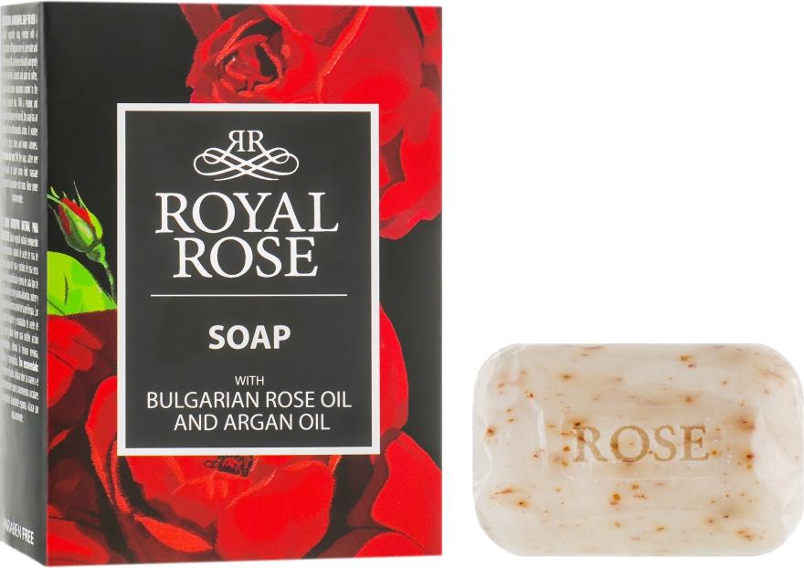 Натуральное косметическое мыло для мужчин - BioFresh Royal Rose Soap