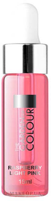 Масло для ногтей и кутикулы - Silcare Cuticle Oil Raspberry Light Pink — фото 15ml