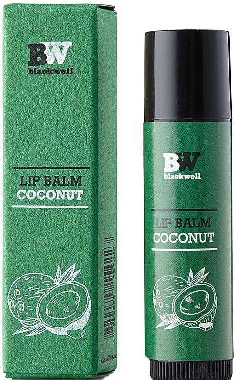"Бальзам для губ ""Кокос"" - Blackwell Coconut Lip Balm"
