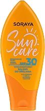 Духи, Парфюмерия, косметика Водостойкий лосьон для загара SPF30 - Soraya Sun Care