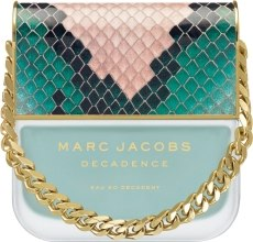 Духи, Парфюмерия, косметика Marc Jacobs Decadence Eau so Decadent - Туалетная вода (тестер с крышечкой)