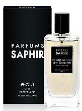 Духи, Парфюмерия, косметика Saphir Parfums California - Парфюмированная вода