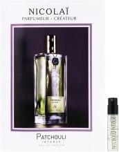 Духи, Парфюмерия, косметика Parfums de Nicolaï Patchouli Intense - Парфюмированная вода (пробник)
