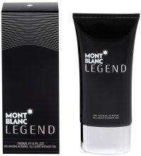 Духи, Парфюмерия, косметика Montblanc Legend All-Over Shower Gel - Гель для душа