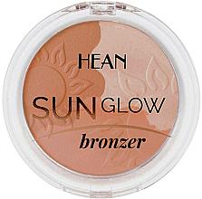 Парфумерія, косметика Бронзер - Hean Sun Glow Bronzer