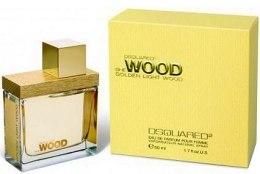 Духи, Парфюмерия, косметика DSQUARED2 She Wood Golden Light Wood - Набор (edp 50 ml + b/l 100 ml)