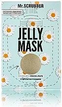 Духи, Парфюмерия, косметика Гелевая маска для лица с гидролатом ромашки - Mr.Scrubber Jelly Mask