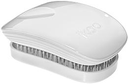 Духи, Парфюмерия, косметика Расческа для волос - Ikoo Pocket White Brush