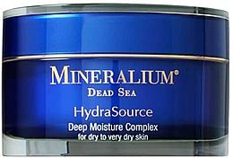 Духи, Парфюмерия, косметика Крем для глубокого увлажнения - Mineralium Hydra Source Deep Moisture Complex