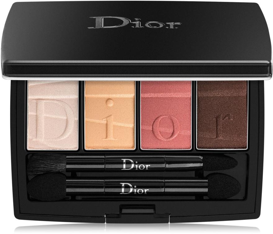Палитра теней для век - Dior Colour Gradation 4 Colours Eyeshadow Palette