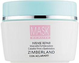 Духи, Парфюмерия, косметика Маска укрепляющая для объема для тонких, ломких волос - Zimberland Mask Beauty Intense Repair