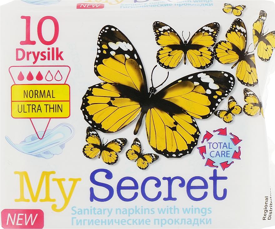 """Прокладки гигиенические """"Dry Silk Normal"""" - My Secret"""