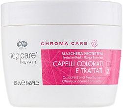 Духи, Парфюмерия, косметика Защитная маска для сохранения цвета волос - Lisap Top Care Repair Chroma Care Protective Mask