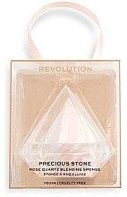 Духи, Парфюмерия, косметика Спонж для макияжа - Makeup Revolution Precious Stone Diamond Blender&Case