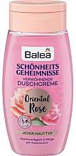 Духи, Парфюмерия, косметика Гель-крем для душа c экстрактом лепестков розы - Balea Oriental Rose Shower Gel
