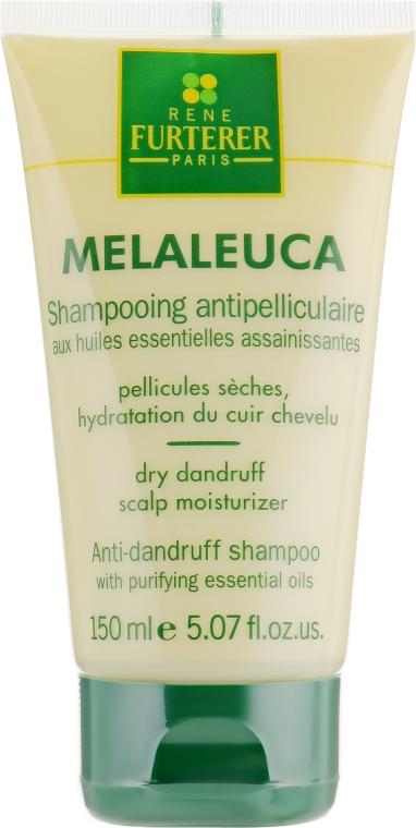 Шампунь от сухой перхоти - Rene Furterer Melaleuca Anti-Dandruff Shampoo Dry Dundruff Scalp Moisturizer