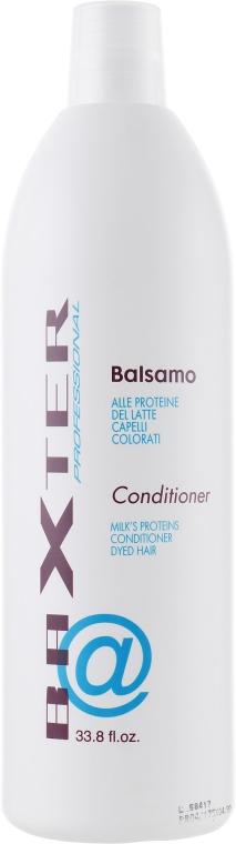 Бальзам-кондиціонер - Baxter Advanced Professional Hair Care Milk Proteins Conditioner — фото N1