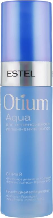 Спрей-кондиционер для увлажнения волос - Estel Professional Otium Aqua Spray Conditioner
