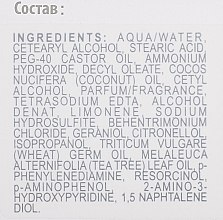 Краска для волос с маслом чайного дерева - Faipa Roma Three Colore Permanent Cream Color — фото N3