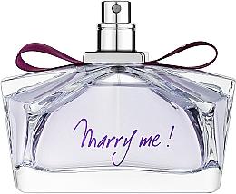 Духи, Парфюмерия, косметика Lanvin Marry Me - Парфюмированная вода (тестер без крышечки)
